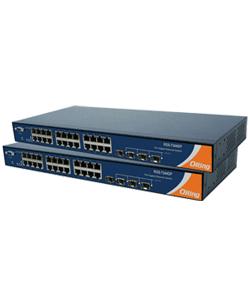 """Промышленные Ethernet коммутаторы 19"""""""